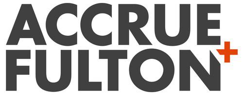 Accrue Fulton Logo (PRNewsFoto/Accrue Fulton) (PRNewsFoto/Accrue Fulton)