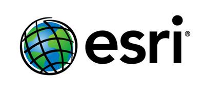 Esri logo.  (PRNewsFoto/Esri)