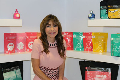 Dr. Sharon Fried Buchalter, Clinical Psychologist as well as a Marriage and Family Therapist and founder of Products on the Go.