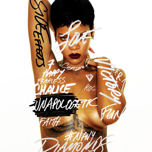 RIHANNA ANNOUNCES 7TH STUDIO ALBUM UNAPOLOGETIC SET FOR WORLDWIDE RELEASE MONDAY, NOVEMBER 19TH.  ...
