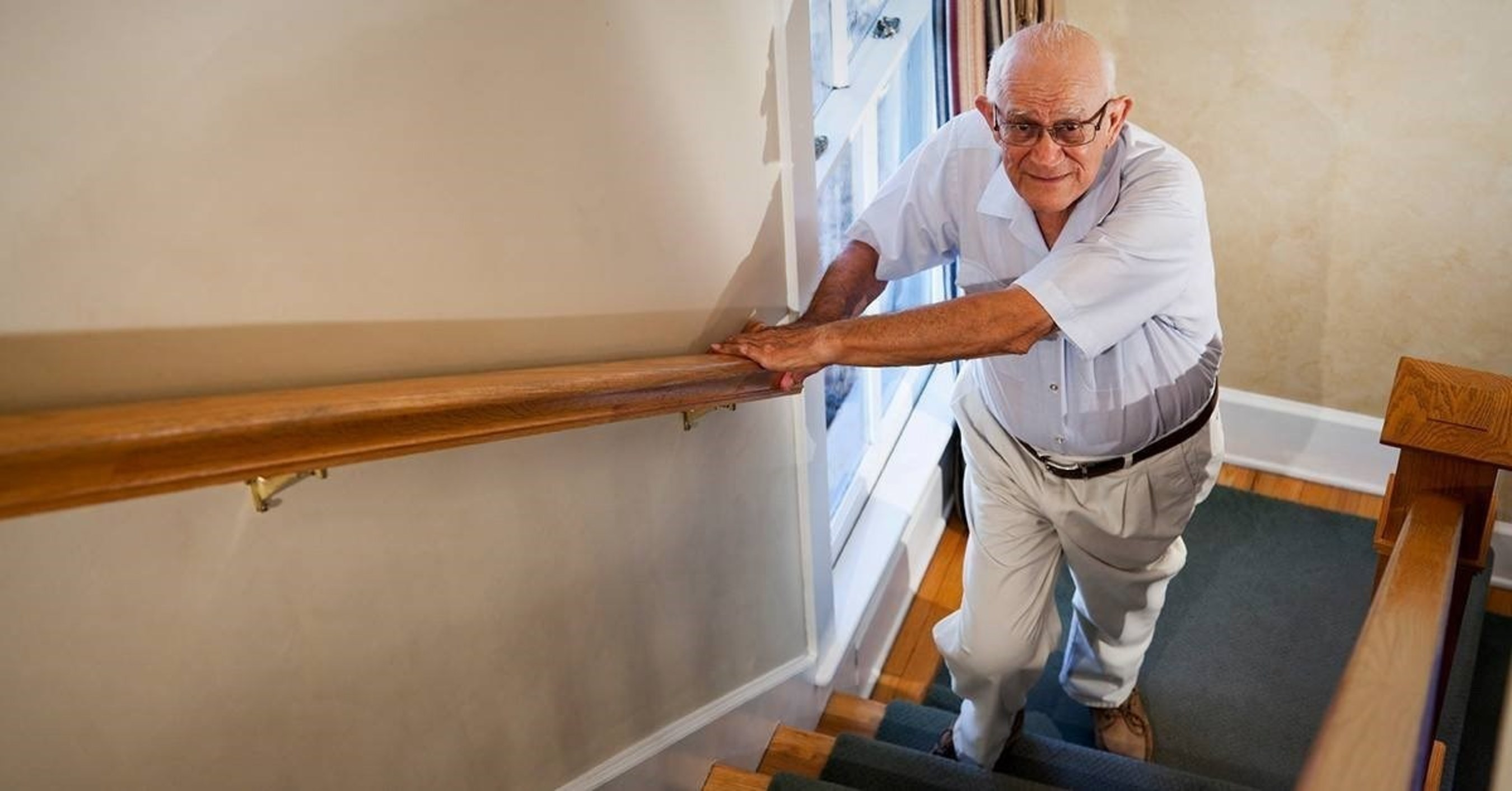 """According to the Centers for Disease Control (CDC), it's estimated that falls account for roughly $31 billion in accrued medical costs each year. Moreover, falls become increasingly dangerous in the later stages of life. Stair lifts are a convenient way to re-establish independence and ensure your loved ones are navigating their homes safely and independently. """"We've found that a person will be much happier aging at home instead of an assisted living facility,"""" said Martin Stevenson, Stannah Stairlifts..."""