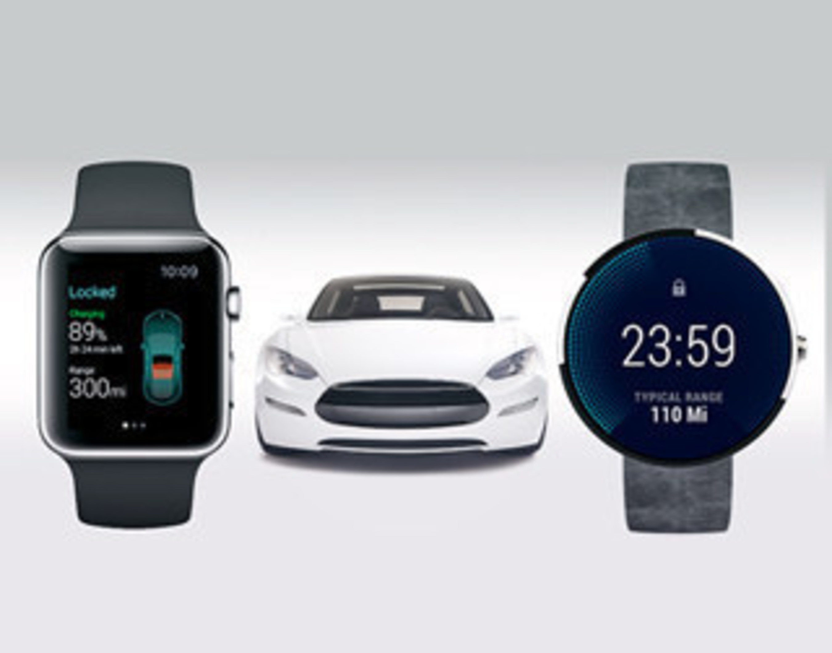 Meet the Android Version of the Wearable App for Tesla Control to Be Presented by ELEKS in London