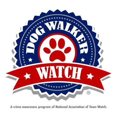 Dog Walker Watch - A new crime awareness program sponsored by the National Association of Town Watch
