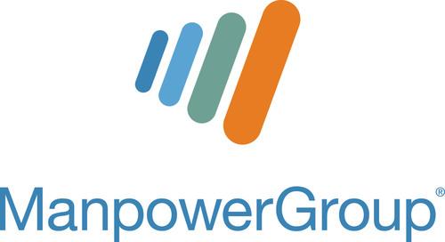 ManpowerGroup. (PRNewsFoto/ManpowerGroup) (PRNewsFoto/) (PRNewsFoto/)