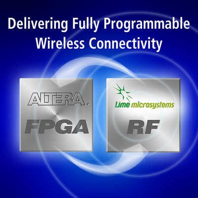 Accelerating and simplifying the development of wireless networks (PRNewsFoto/Altera Corporation)