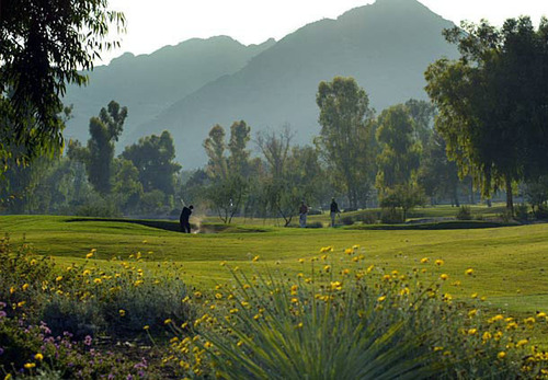The JW Marriott Camelback Inn Resort & Spa has unveiled its long anticipated Ambiente golf course at Camelback Golf Club. The completion of the $10 million Ambiente golf course culminates a seven-year, $70 million Marriott renewal project at Camelback ...