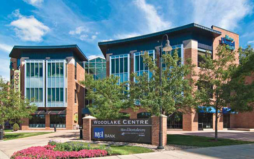 Laurus Corporation Acquires Woodlake Centre in Minneapolis, MN.  (PRNewsFoto/Laurus Corporation)