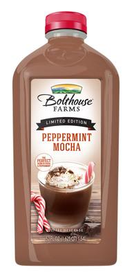 Bolthouse Farms Peppermint Mocha.  (PRNewsFoto/Bolthouse Farms)