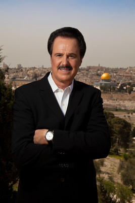 Mike Evans, Founder of The Friends of Zion Museum in Jerusalem (PRNewsFoto/Dr. Mike Evans)