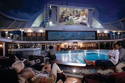 Princess Cruises and Twentieth Century Fox Home Entertainment Take The Sound of Music Out to Sea
