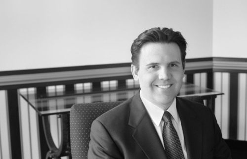 Matt Hjortsberg, Managing Partner, Bowie & Jensen, A Leading Business Law Firm.  (PRNewsFoto/Bowie & Jensen)