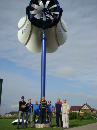 Arista Power Announces the First Installation of a WindTamer Wind Turbine in Europe