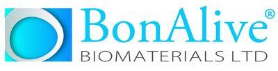 BonAlive Logo (PRNewsFoto/BonAlive Biomaterials Ltd)