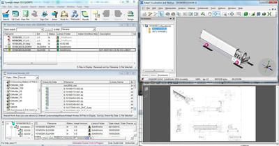 Gloucester Engineering uses Adept PDM for SolidWorks to more easily manage their change requirements. (PRNewsFoto/Synergis Software) (PRNewsFoto/SYNERGIS SOFTWARE)
