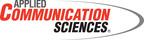 Applied Communication Sciences logo.
