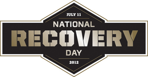 National Recovery Day.  (PRNewsFoto/Gatorade)