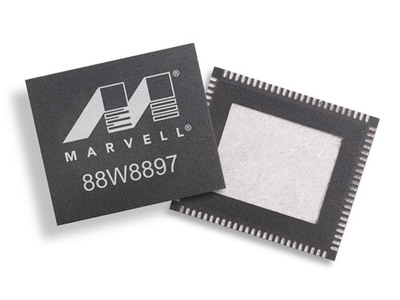 Marvell Introduces World's First 802.11ac Mobile MIMO Combo Wireless Solution Including NFC.  (PRNewsFoto/Marvell)