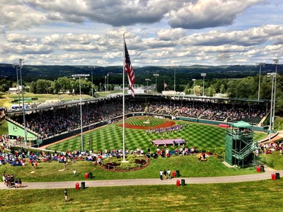 Howard J. Lamade Stadium in South Williamsport, Pa., home of the 68th Annual Little League World Series
