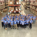 Polymedco staff promotes CRC Awareness Month
