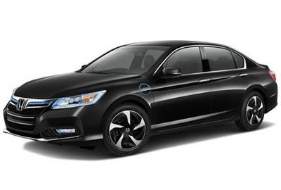 The 2014 Honda Accord Hybrid is now in stock at Honda Manhattan. (PRNewsFoto/Honda Manhattan)