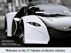 /R E P E A T -- Dubuc Motors Launches the First Electric Vehicle on StartEngine equity crowdfunding platform/