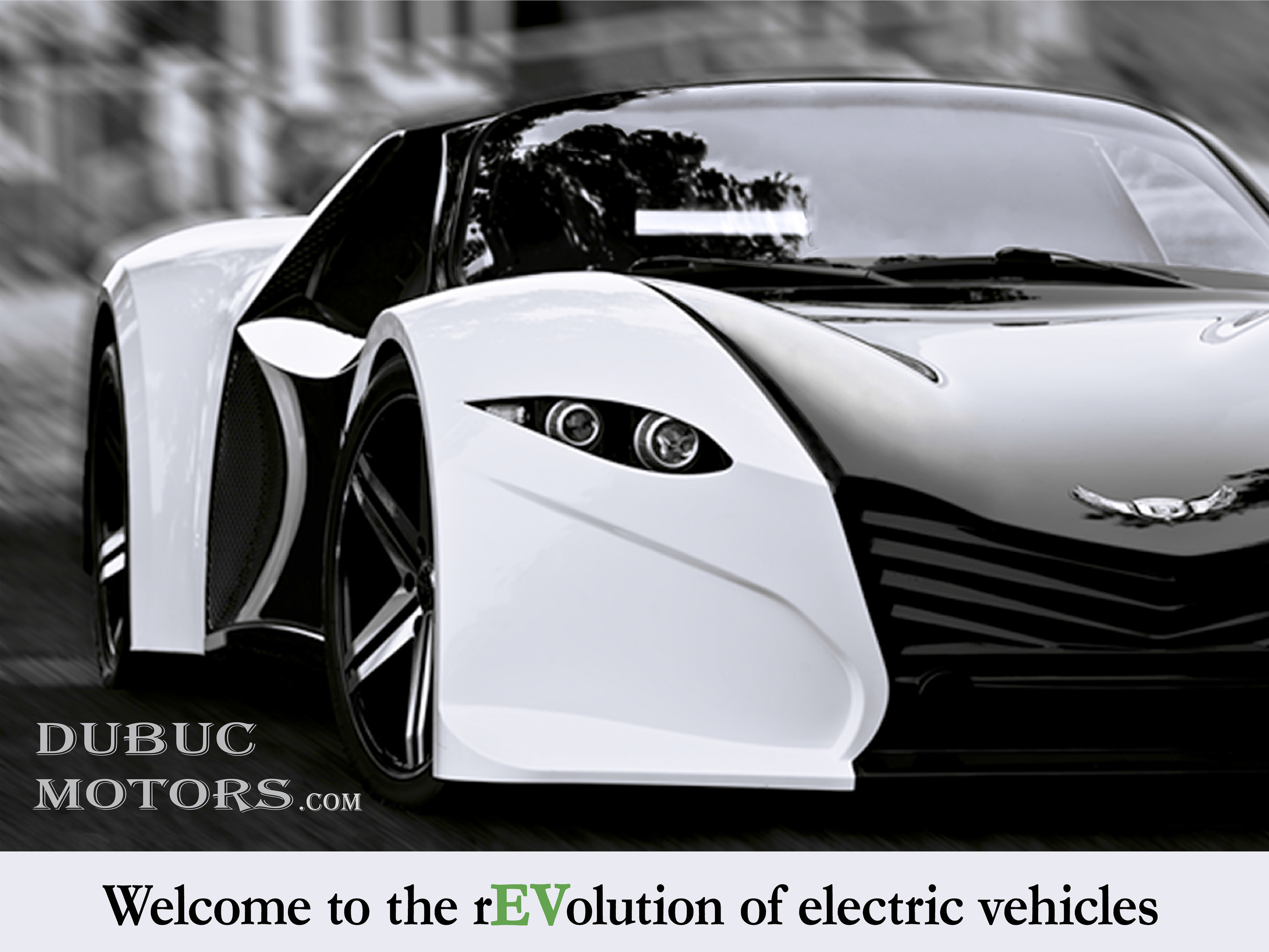 /R E P E A T -- Dubuc Motors Launches the First Electric Vehicle on StartEngine equity crowdfunding