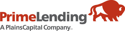 PrimeLending Logo.  (PRNewsFoto/PrimeLending)
