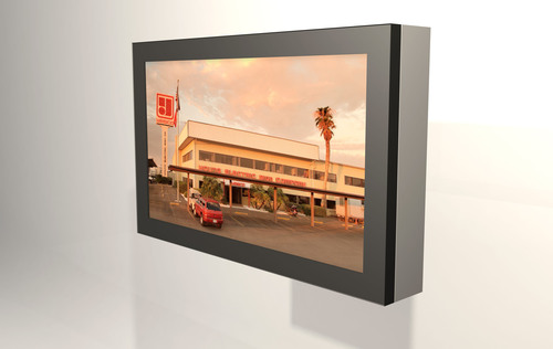 YESCO's new LCD video screen systems are designed for outdoor signs and information kiosks. These weather ...