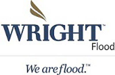 Wright Flood Logo.  (PRNewsFoto/Wright Flood)