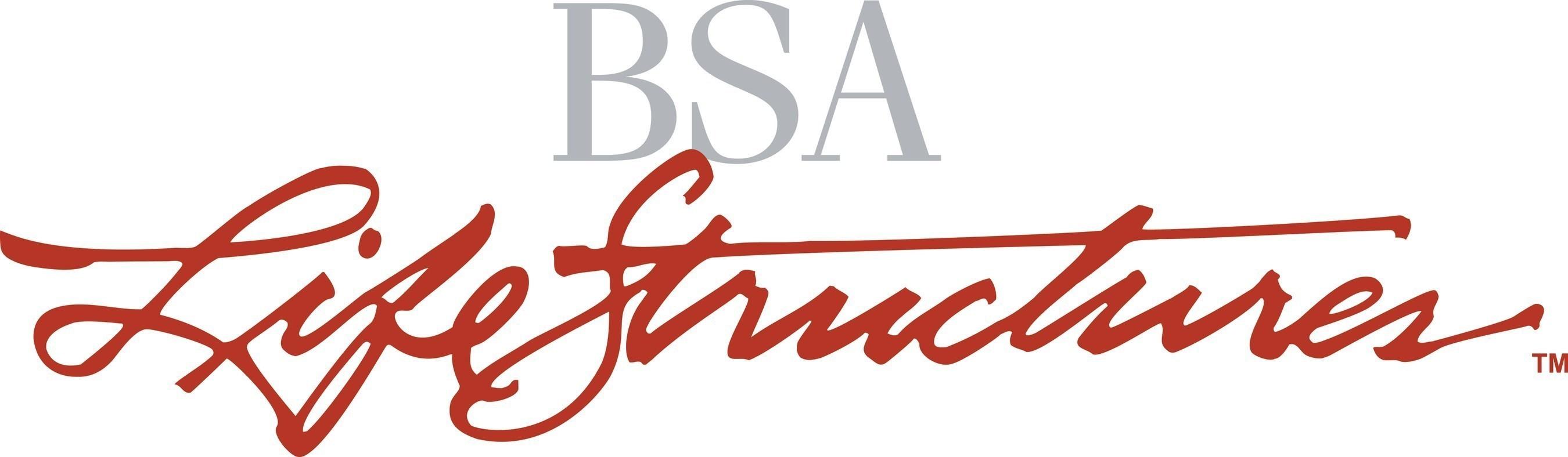 BSA LifeStructures Logo