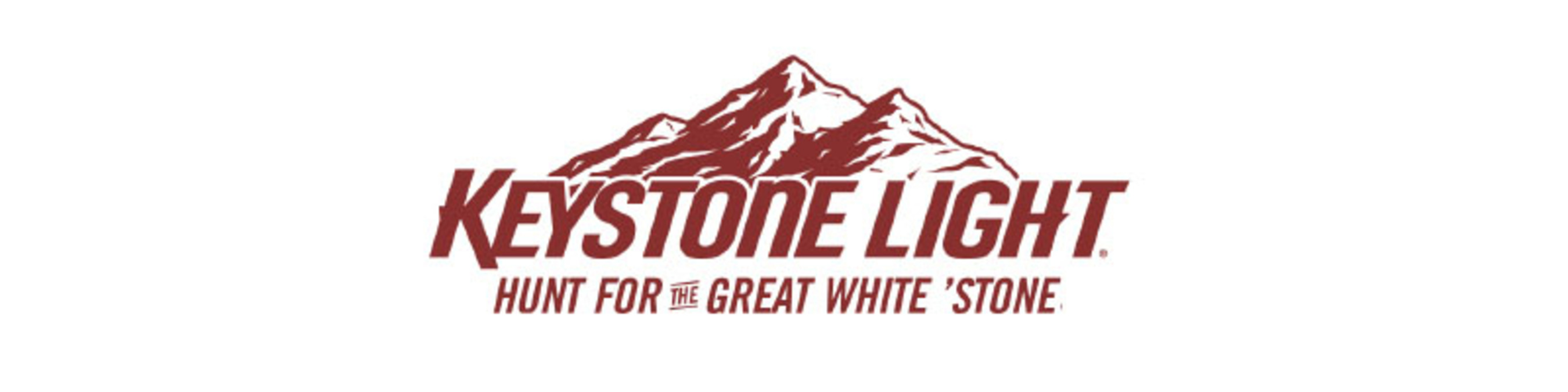 Keystone Light & Chuck Testa Challenge Fans To Join In 'The Hunt for the Great White Stone'