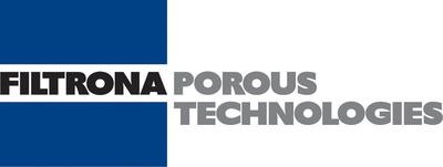 Filtrona Porous Technologies logo. (PRNewsFoto/Filtrona Porous Technologies)