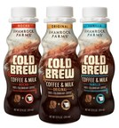 Shamrock Farms Launches New Cold Brew Coffee and Milk