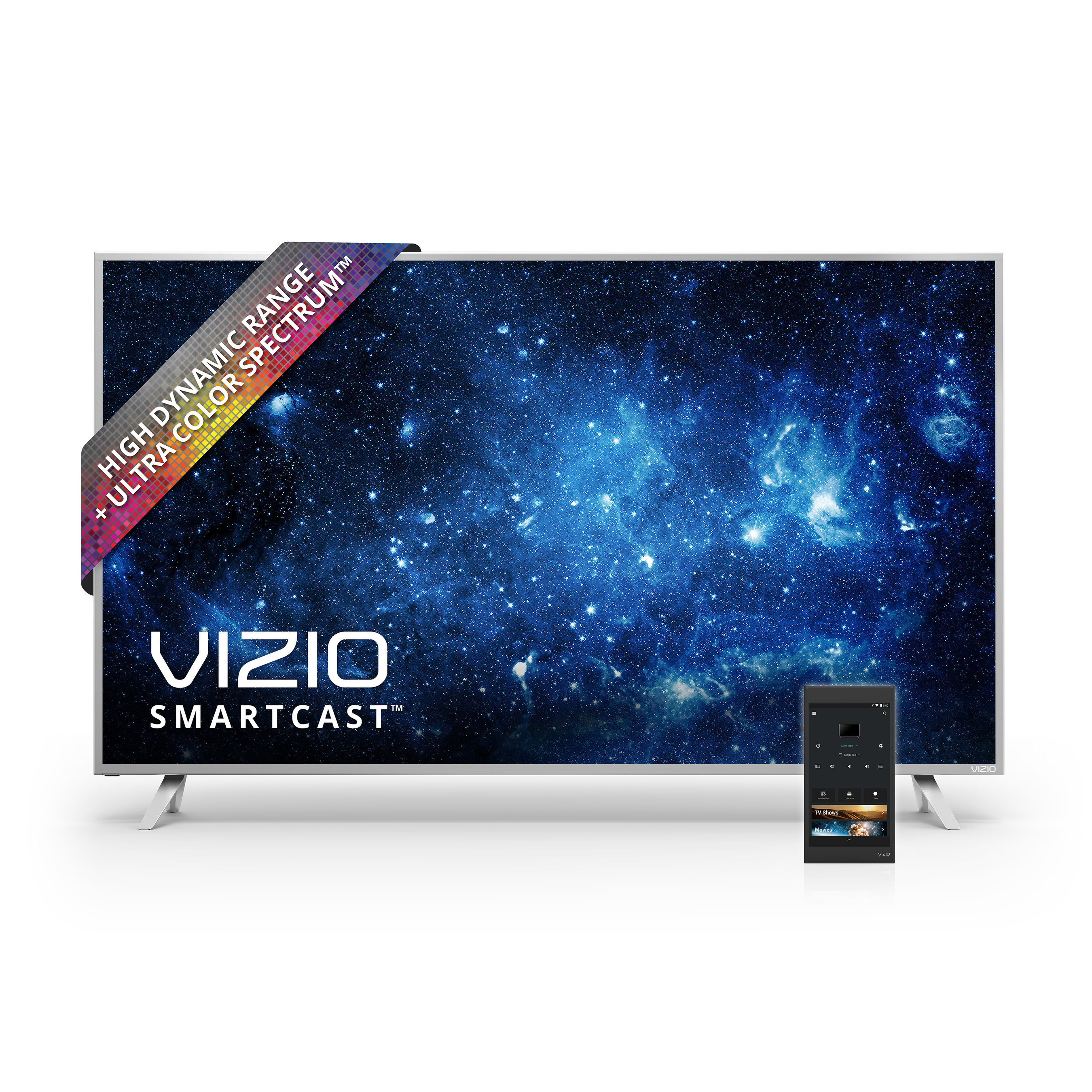 VIZIO Begins Roll Out of Updated Firmware for VIZIO SmartCast P-Series and  M-Series Ultra HD HDR Home Theater Displays to Support HDR10 Format. New Update Enables Support for Existing HDR Blu-ray Players and Continues Support for Expanded Collection of Dolby Vision HDR Titles Available Through Popular Streaming App VUDU.