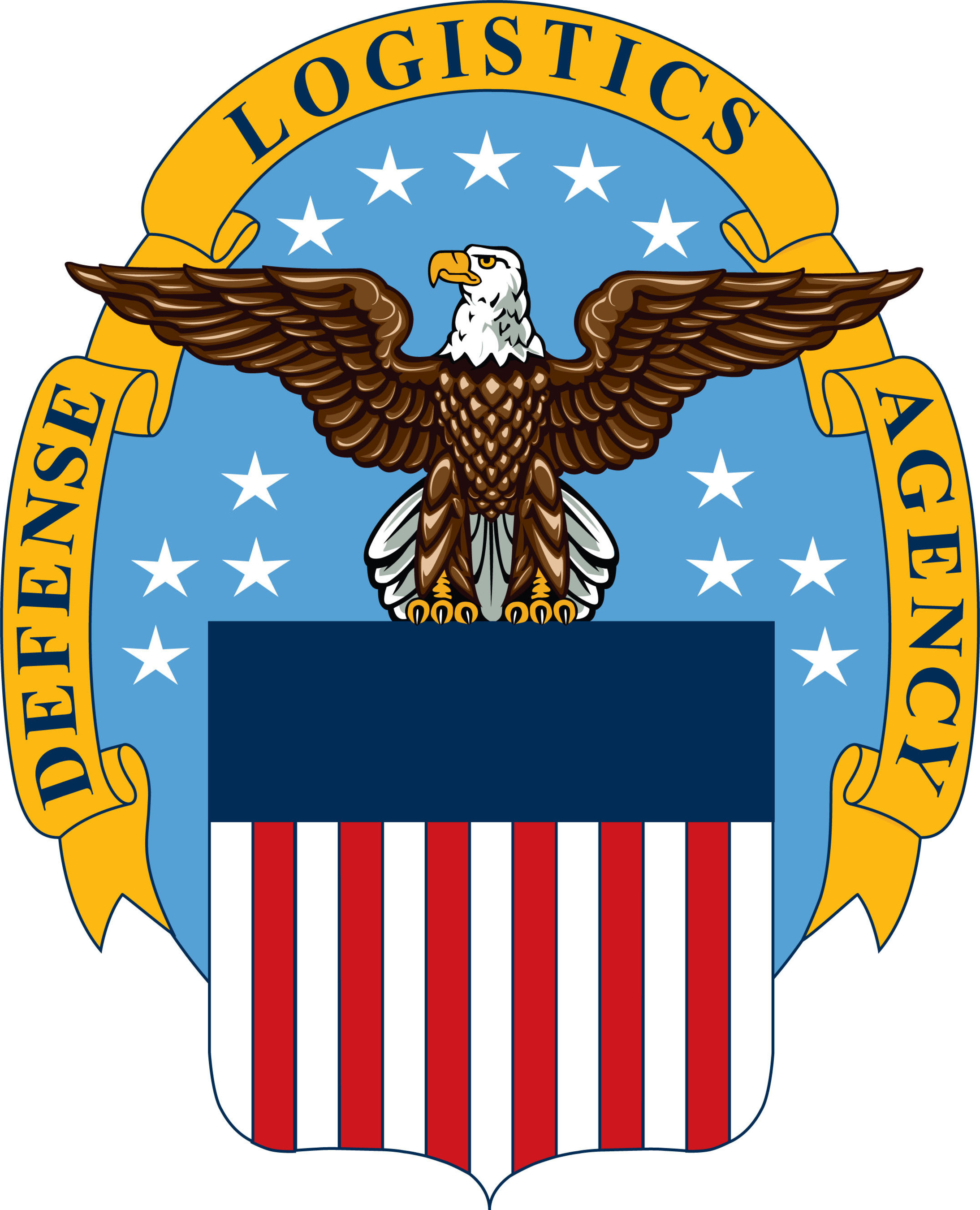 Defense Logistics Agency Logo. (PRNewsFoto/Defense Logistics Agency)