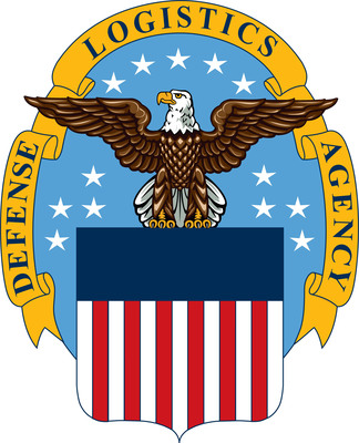 Defense Logistics Agency Logo. (PRNewsFoto/Defense Logistics Agency)