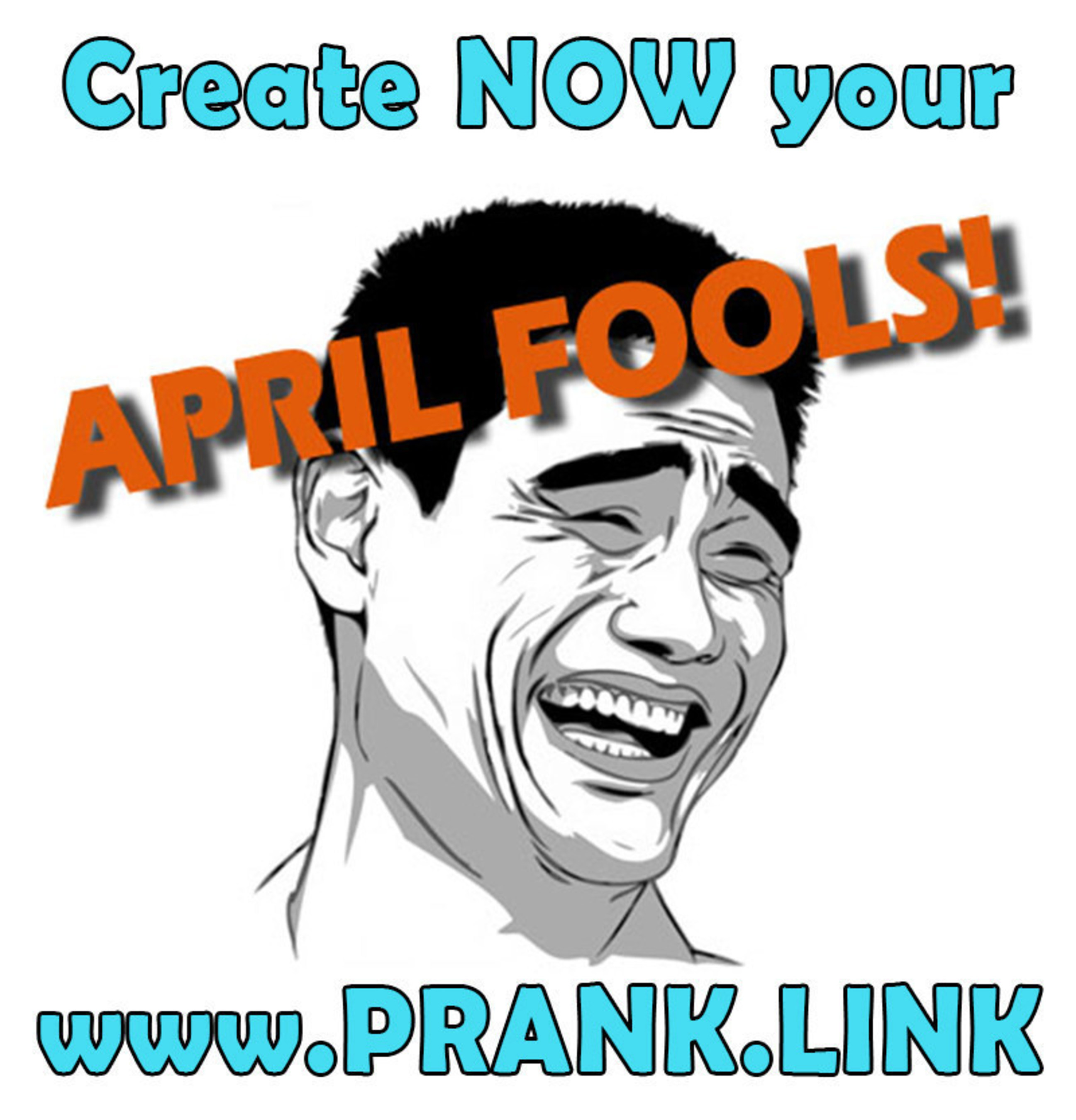 Prank.Link lets you create the best April Fool's Prank and share it