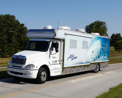 Roka Bioscience Kicks Off Atlas on Tour, a Mobile Demonstration Vehicle for the Food Safety