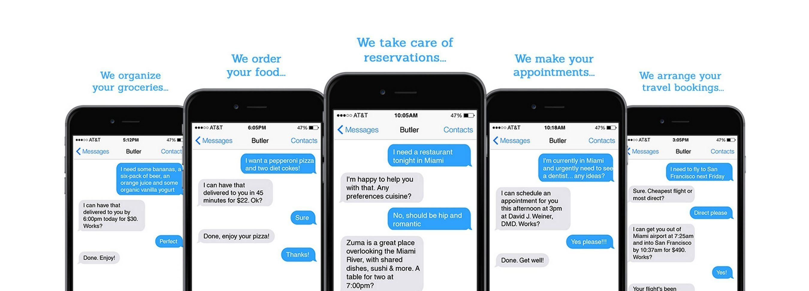 Need Something Done? Ditch The App, Text Your Mobile Butler