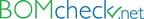BOMcheck Logo (PRNewsFoto/BOMcheck)
