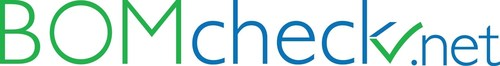 BOMcheck Logo (PRNewsFoto/BOMcheck) (PRNewsFoto/BOMcheck)