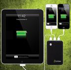Get Undead Power - Helix 11,000mAh External Battery Pack for Tablets and Smartphones.  (PRNewsFoto/Lenmar Enterprises, Inc.)