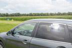 Solar-powered car ventilation system, Kulcar. (PRNewsFoto/Kulcar)