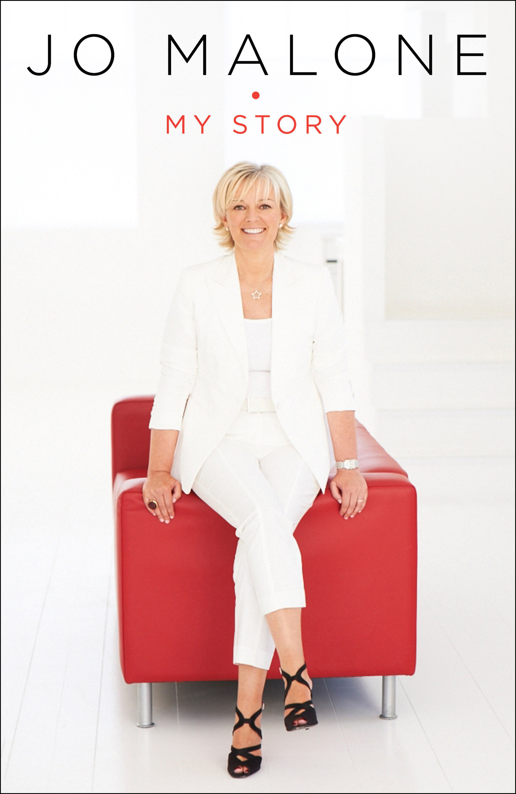Jo Malone: My Story Cover