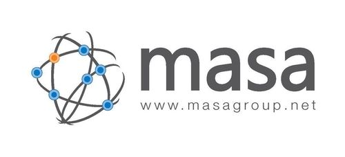 MASA Group Logo (PRNewsFoto/PR NEWSWIRE EUROPE)