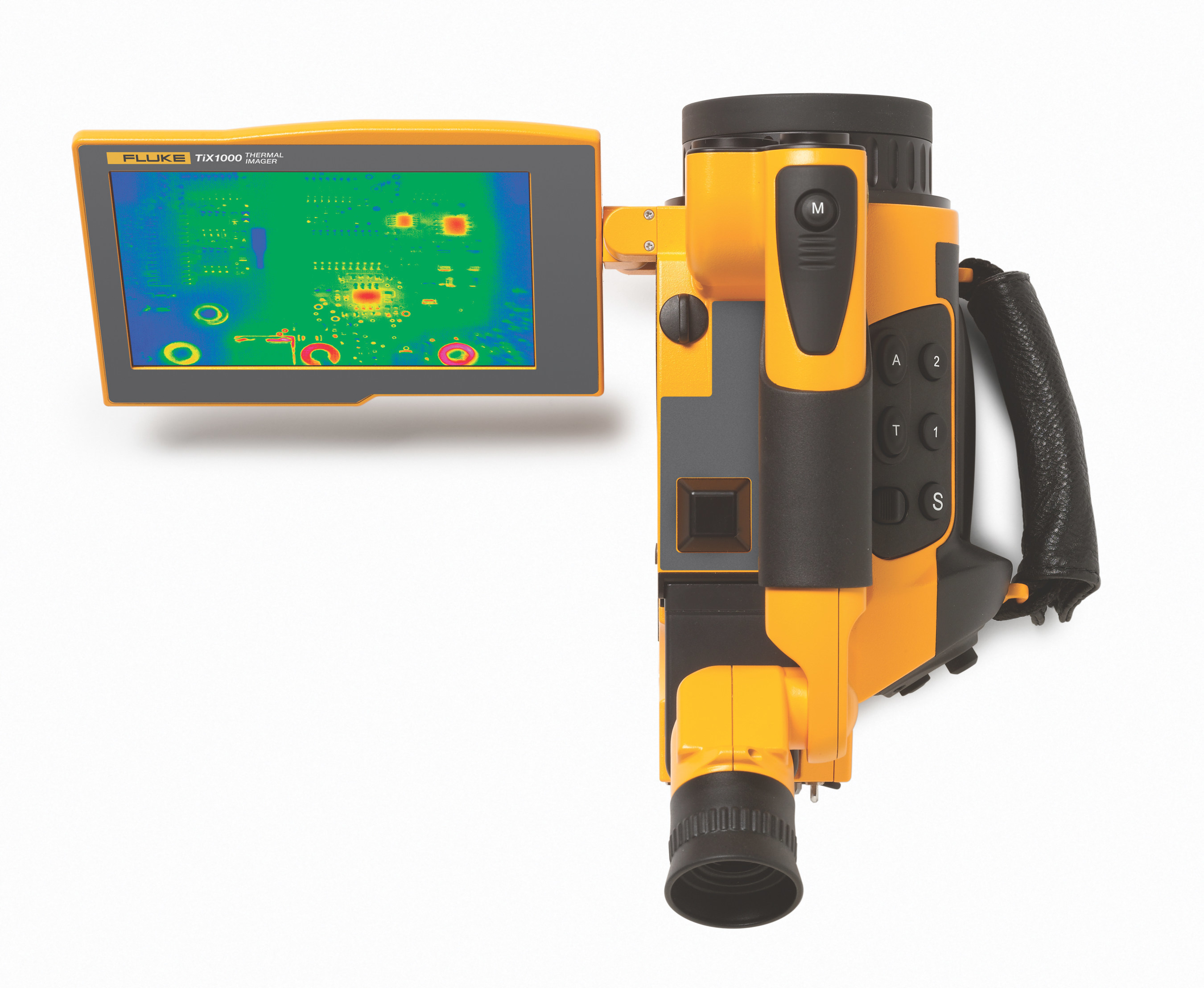 The software allows continuous download of pixel-by-pixel, high-resolution radiometric data. R&D professionals can now use any of these six highest-resolution Fluke infrared cameras to thermally capture video and port the video data frame-by-frame into their MATLAB or LabVIEW software, and monitor it over time, identifying very small temperature changes that could indicate problems.