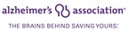 Alzheimer's Association Logo (PRNewsFoto/Alzheimer's Association)