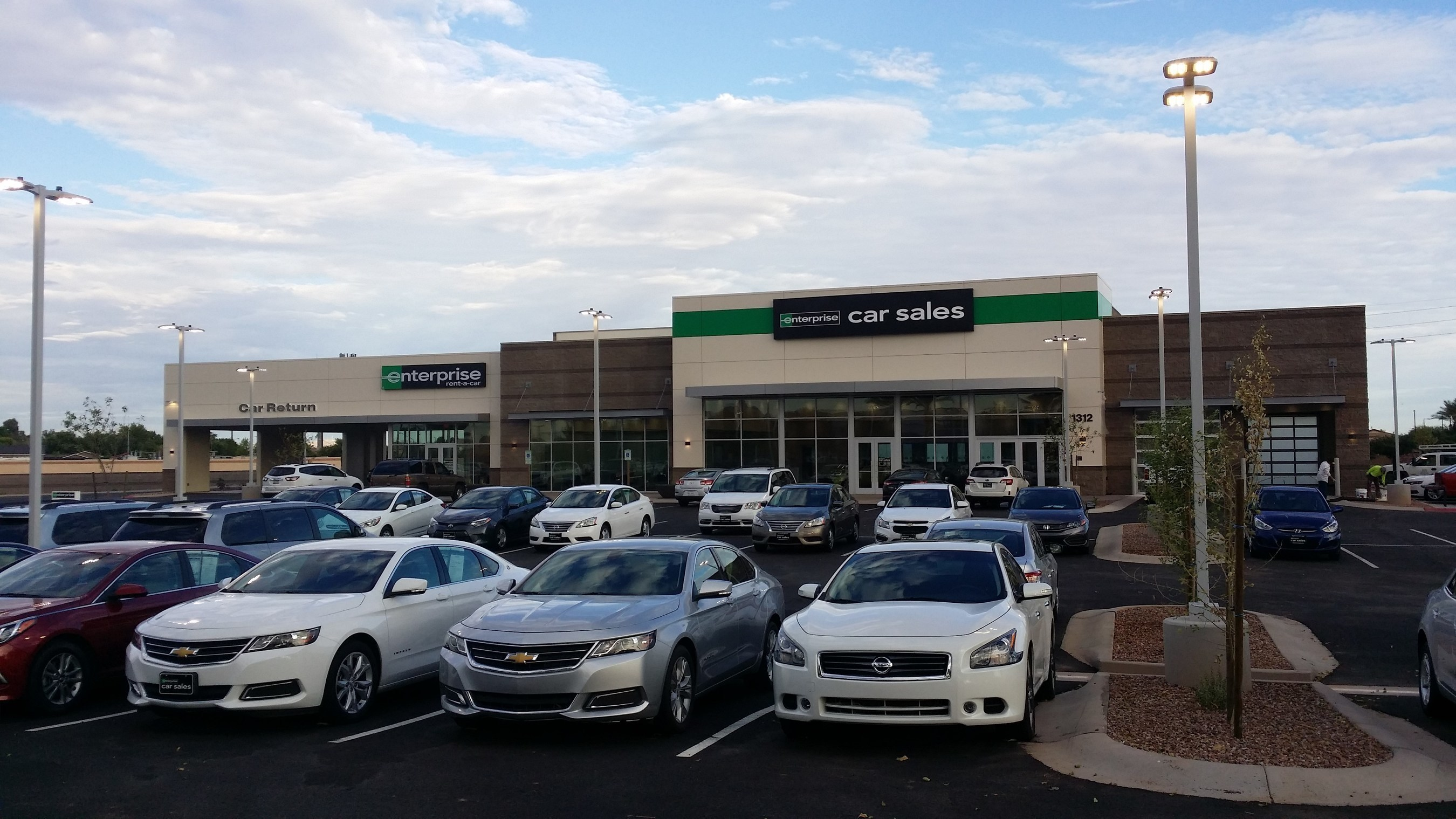 Enterprise Car Sales Expanding Nationwide Two New Locations In Arizona