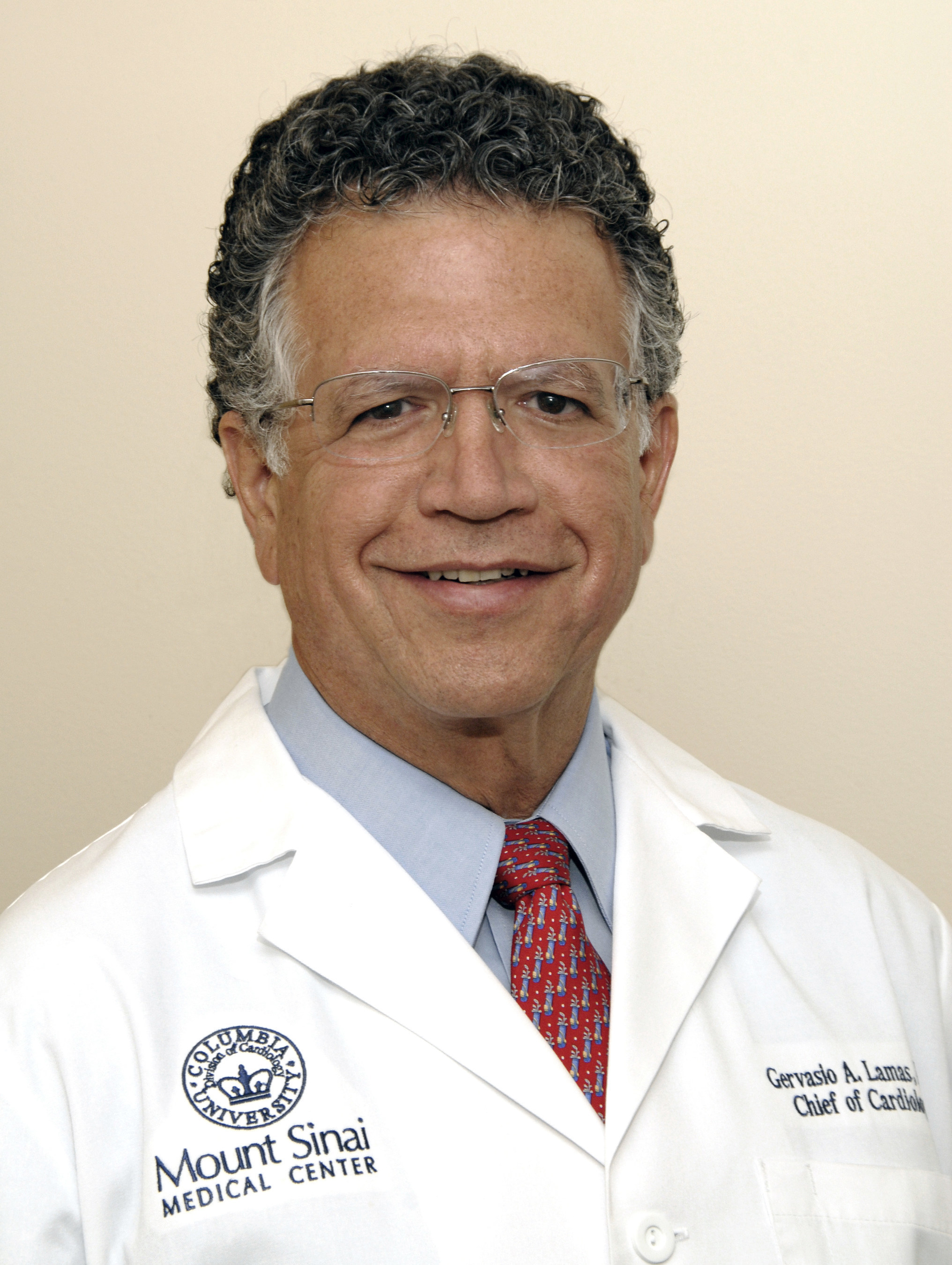Dr. Gervasio Lamas, chairman of medicine and Chief of the Columbia University Division of Cardiology at Mount Sinai Medical Center of Florida was also the study chairman in the Trial to Assess Chelation Therapy (TACT).