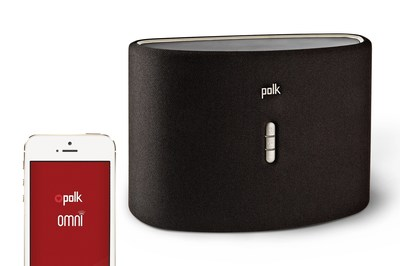 Polk Audio Introduces Omni S6: A High Performance Wireless Music Streaming Speaker